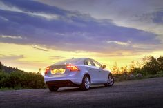 Have you enjoyed a sunset in a #Volvo #S60 T5 AWD lately?  #VolvoJoyride