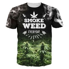 26dcd6953cffde PLstar Cosmos 2017 New Fashion Clothing T-Shirt Weed Everyday Print Women  Men t shirt Summer Style Casual Tees Tops