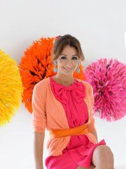 Maria Barros launches online shop,  Love her outfit!