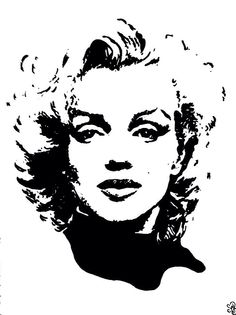 """Beautiful Marilyn"" painting by Shon Hudspeth www.shonsart.com #art…"