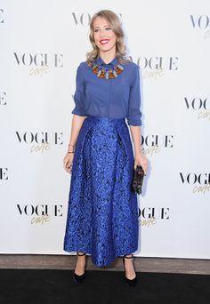 Apertura di Vogue Cafe a Kiev