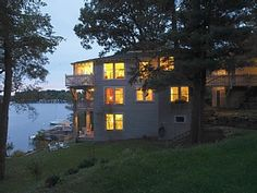 2 Portland Maine Area Lakefront Family Reunion Cottages Rent Together
