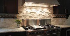 stone backsplash ideas for kitchen | ... Stone & Tile Announces 2013 Trends in Kitchen Backsplash Tile Designs