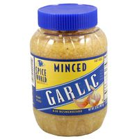 Spice World Minced Garlic... I buy one of these bad boys every 3 months.