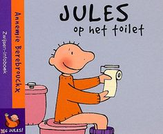 Boekenhoek: Jules op het toilet