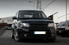 Range Rover Sport -- next car after I start my career!