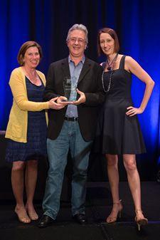 Congratulations to AWAI's 2014 Copywriter of the Year – Nick Usborne! #AWAIBootcamp14