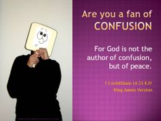 """FAN OF CONFUSION? This is #13 in the """"What Are You A Fan Of?"""" series created by Deb Loving, a member of our church.  That's her behind the fan!"""