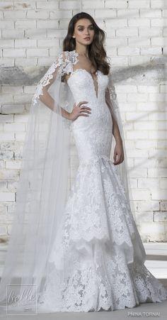 Vestidos de novia pnina 2019