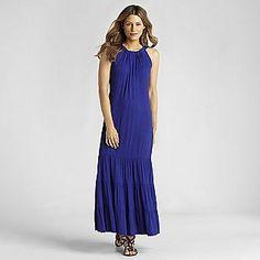 JBS -Women's Halter Top Maxi Dress
