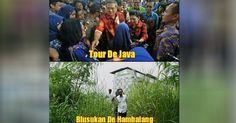 #HeyUnik  Meme Jokowi-SBY Terkait Hambalang Ini Bikin Ngakak #Arsitektur #Desain #Politik #YangUnikEmangAsyik