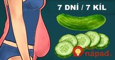 7 Days 7 Kg Less: How to Lose Weight with Cucumber Diet In Just 7 days Start Losing Weight, Diet Plans To Lose Weight, How To Lose Weight Fast, Lose 15 Pounds, Losing 10 Pounds, 7 Day Diet, Dieta Detox, Detox Plan, Weight Loss Detox