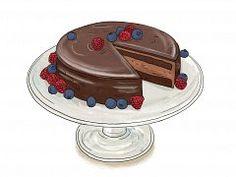 Recepty — Peče celá země — Česká televize Cookies, Cake, Panda, Anatomy, Pie Cake, Biscuits, Pie, Cakes, Cookie Recipes