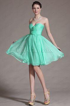 2014 New Turquoise Sweetheart Bridesmaid Dress (C07141404) #edressit #fashion #dresses #eveningdresses #bridesmaiddresses #partydresses #cocktaildresses #turquoise