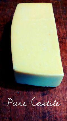 Pure Castile Soap 5oz
