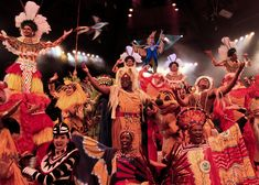 A New Home for 'Festival of the Lion King' at Disney's Animal Kingdom « Disney Parks Blog