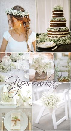 Gipsówka   #decorisus #decoris #zaproszeniaslubne #zaproszenia #zaproszenianaslub #wesele #slub #kwiaty #flowers #weddings #wedding #weddingideas #bridetobe #rustykalnyslub #rusticwedding #rustic #gipsowka #baby #breath
