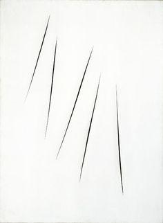 Lucio Fontana #art
