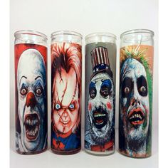 Chucky Chuck Hodi Horror Prayer Candle by BlackFlameCandles on Etsy https://www.etsy.com/listing/186231070/chucky-chuck-hodi-horror-prayer-candle
