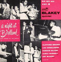 Art Blakey, Blue Note 5038