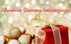 Some AWESOME prizes all in one giveaway! It's like it's Christmas time or something?