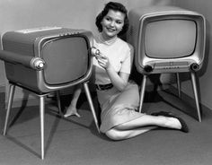 I would love to have a tv like that!