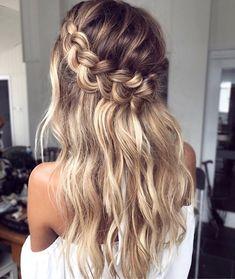 Love this braid!  | @emmachenartistry