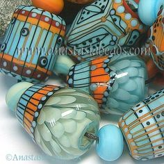 Beads by ANASTASIA... you just have to love them