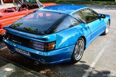 #Alpine #GTA Le Mans au rassemblement mensue de Beynes. #MoteuràSouvenirs Reportage : http://newsdanciennes.com/2016/05/10/soleil-belles-autos-anciennes-beynoises/ #ClassicCar #Voitures #Anciennes