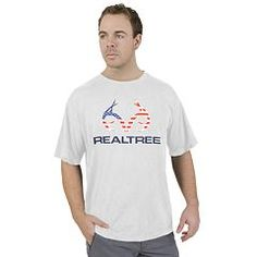 Conquer the outdoors in comfort and style with this men's Realtree camouflage logo t-shirt. Mens Patriotic Shirts, Realtree Camo, Graphic Tees, Box Store, Celebrities, Mens Tops, Trends, Clothes, Logo