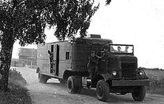 Autocar U-7144T, 4-5-ton, 4x4, Truck Tractor