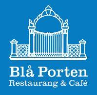 Bla porten logo white on blue rc