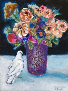 Liz Thoresen – White Dove