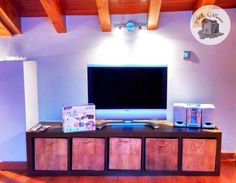 TV 📺 Minicadena con CD 🎶 consola cinética interactiva con 222 videojuegos 💾 Tv, Aurora, Corner Desk, Flat Screen, Villa, Furniture, Home Decor, Rural House, Con Cd