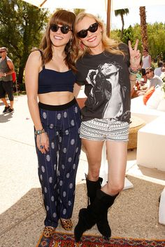 This Is Why Fashion Brands Bank on Coachella
