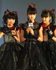 "💜 Babymetal 💜 We are The One 🎵 on Instagram: ""#babymetal #sumetal #nakamotosuzuka #suzukanakamoto #yuimetal #mizunoyui #yuimizuno #moametal #kikuchimoa #moakikuchi"""