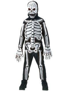 Skeleton Costume for Child