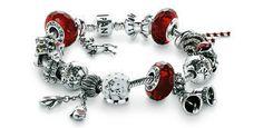Christmas Magic Completed Bracelet By Pandora Jewelry at WilkinsandOlander.com