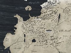 Isolated from much of the North, Ravenhold enjoys a relatively self sustaining society, trading wood and fish during the summer months when the bay is not frozen and the Greyjoy, reavers are under control. Their main commerce are in horse breeding. Famous in breaking the Garron, taming the Palfrey and teaching the Destrier.