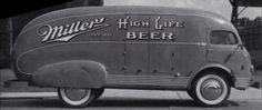 1941 Dodge Miller Beer Truck