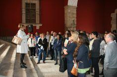 Colaboración con el programa de visitas semanales del Ayuntamiento de Guadalajara. www.guiadosenguadalajara.es