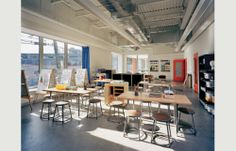 Bronx Charter School for the Arts | Project | Architype