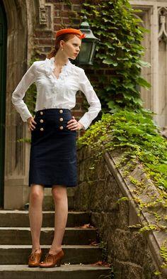 Love this skirt~