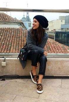 Paula echevarria Look Fashion, Urban Fashion, Timeless Fashion, Girl Fashion, Fashion Outfits, Fall Outfits, Casual Outfits, Cute Outfits, Looks Style