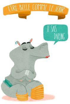 Lili la baleine verte - Illustratrice - Part 30