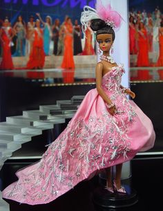 Miss Grenada 2013/2014 - International Pageant Collection - NiniMomo Doll