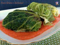 Involtini di verza - ricetta gustosa | Pane Amore e Fantasia!