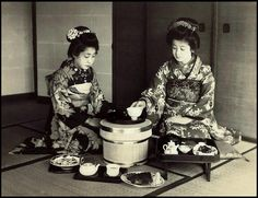 Old Photography, Artistic Photography, Vintage Photographs, Vintage Photos, Old Photos, Old Pictures, Samurai, Japanese Costume, Japanese Outfits