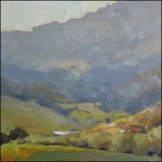 Hood River Hillside by Scott Gellatly