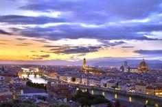 Florenz - perfekt für Blitzhochzeiten in Italien
